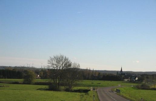 Le village de Moussey